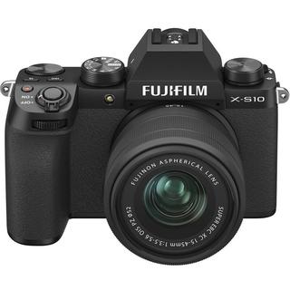 Máy ảnh Fujifilm X-S10 + Ống kính XC 15-45mm – Chính hãng