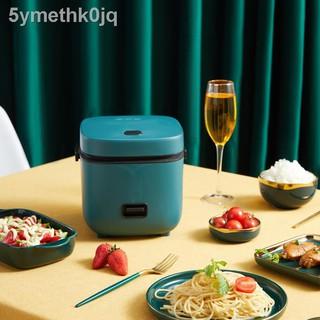 Nồi cơm điện mini Jiashi dành cho 1 đến 2 người, đa chức năng nấu11