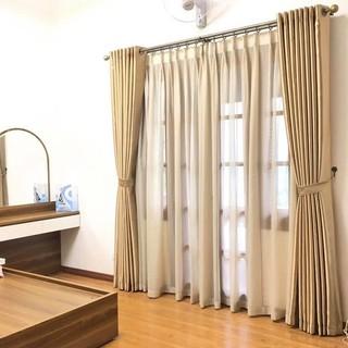 Yêu ThíchRÈM CỬA Đồng Giá-Rộng 1,5m cao 1,8m -Chống nắng 95% - Che nắng trang trí nhà cửa (CÓ SẴN) (không phải rèm dán tường)