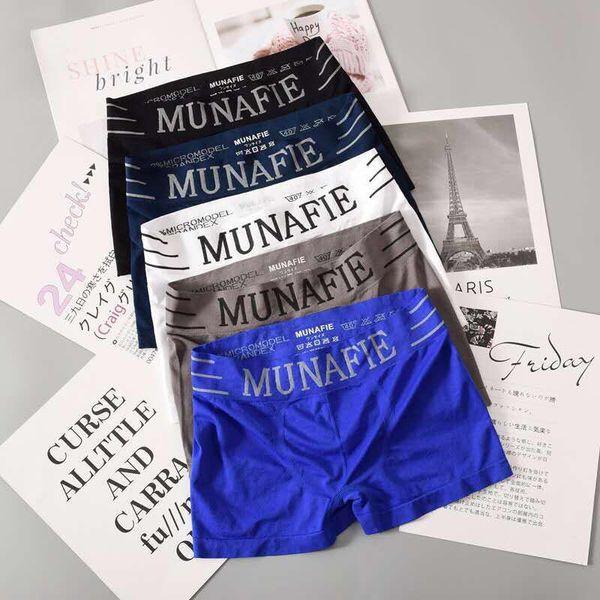 Quần sịp đùi co giãn 4 chiều Munafie MLQ04 free size
