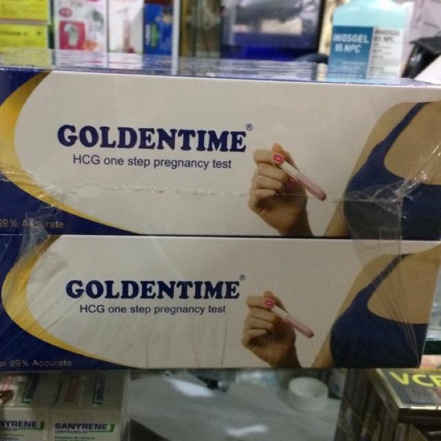 Bút thử thai Goldentime