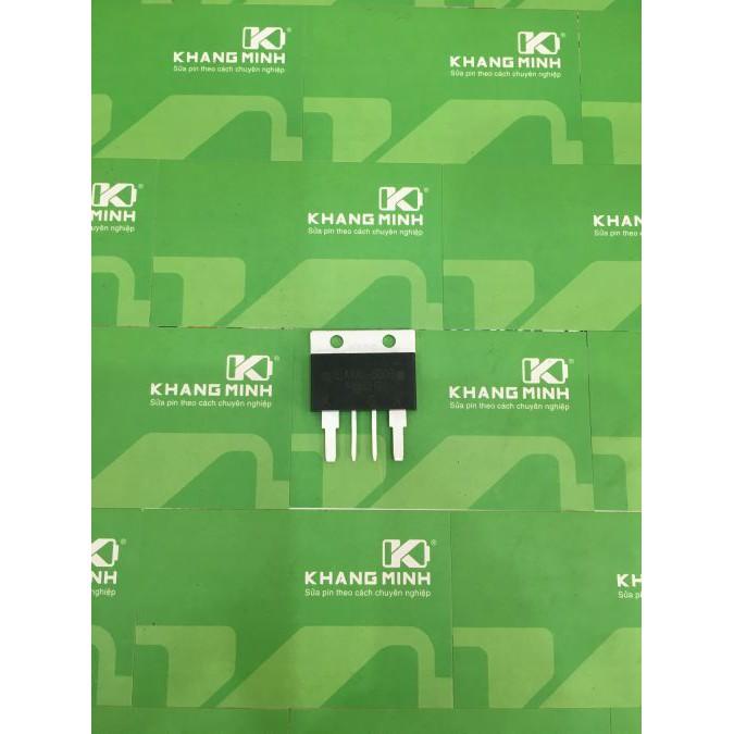 KM Triac 100A BTA100, dùng trong mạch Timer máy hàn điểm.