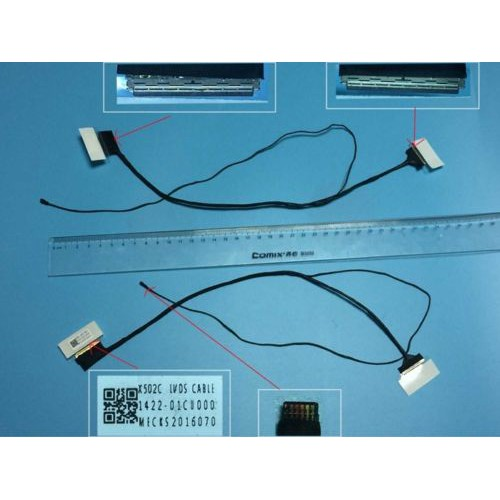 cáp màn hình laptop ASUS X502C F502C F502CA X502 X502CA x402