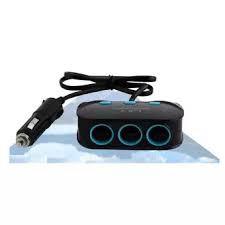Bộ chia 3 tẩu và 2 cổng USB cho ô tô - 23070581 , 1506041606 , 322_1506041606 , 84000 , Bo-chia-3-tau-va-2-cong-USB-cho-o-to-322_1506041606 , shopee.vn , Bộ chia 3 tẩu và 2 cổng USB cho ô tô