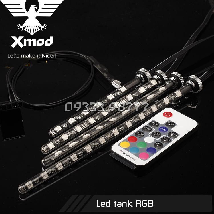 Led tank RGB Aura Xmod (Shopee gợi ý) Giá chỉ 118.000₫