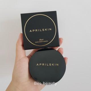 Phấn Nước April Skin Magic Snow Cushion SPF 50+ Mỏng Mịn, Che Phủ Và Chống Nắng Tốt thumbnail