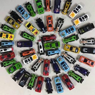 Set 50 ô tô sắt