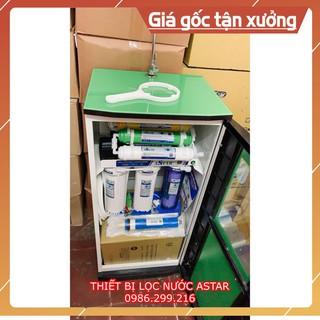Máy Lọc Nước ASTAR 8C Có Tủ ♥️ Máy Lọc Nước RO