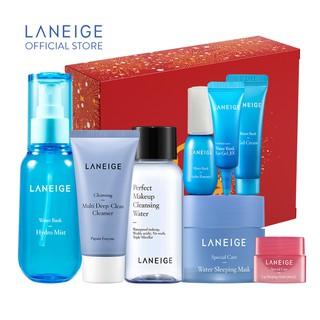 Bộ sản phẩm làm sạch và dưỡng ẩm cho da rạng rỡ Laneige thumbnail