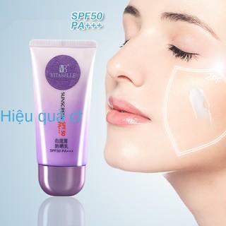 Kem chống nắng Infinitus Xinweiya dưỡng ẩm làm trắng kem che khuyết điểm cách ly sản phẩm chăm sóc da trang web chính th thumbnail