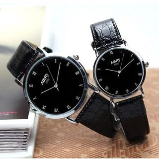A26DO Đồng hồ đôi NARY trẻ trung đơn giản thumbnail