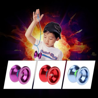 【ReadyStock】Magic Yoyo T5 Overlord Aluminum Alloy Metal Yoyo 8 Ball KK Bearing