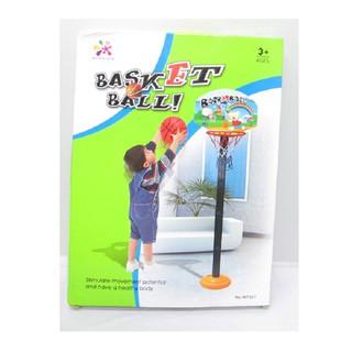 {Giảm sốc}Đồ chơi bóng rổ giúp phát triển chiều cao cho béH3C