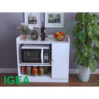 [ RẺ VÔ ĐỊCH ] Tủ Nhà Bếp hiện đại 1 Cánh Có Kệ( 3 màu lựa chọn) GP38