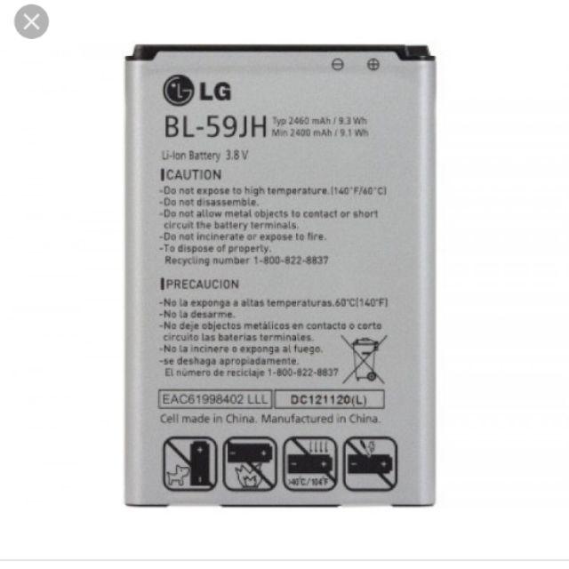 Pin LG 59JH - 3614720 , 1173117232 , 322_1173117232 , 199000 , Pin-LG-59JH-322_1173117232 , shopee.vn , Pin LG 59JH