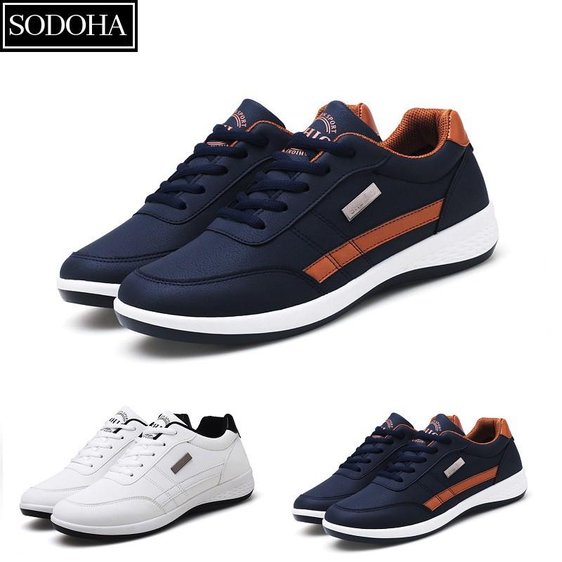 Giày Sneaker Nam Thời Trang SODOHA SN22-98