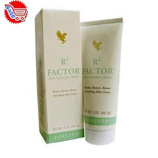 Kem dưỡng da chống nhăn da và lão hóa R3 Factor Skin Defense Cream – Nhập khẩu Hoa Kỳ