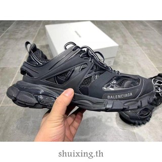 Original Balenciaga Track Trainer Review On Feet YouTube