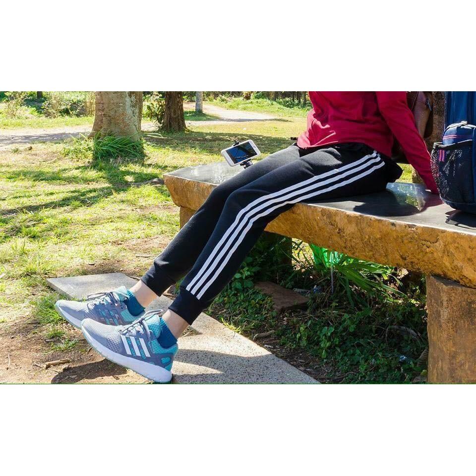 quần jogger thun sọc