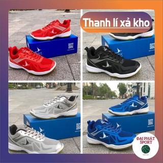 Giày bóng chuyền, Giày Cầu Lông 💎TẶNG BÓ GỐI + 𝗙𝗿𝗲𝗲 𝘀𝗵𝗶𝗽💎 Giày Mira 19.1