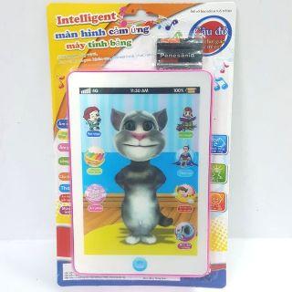 Ipad cảm ứng mèo Tom tiếng Việt (tặng kèm 3 pin)