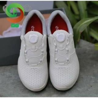 ( freeship ) (chính _ hãng ) Giày Golf Ecco Biom Hybrid 3 núm vặn