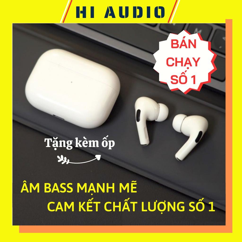 Airpods pro 3 [ HiAudio.vn ] Tai nghe bluetooth không dây nhét tai, có chức năng định vị đổi tên [ Tai nghe blutooth ]