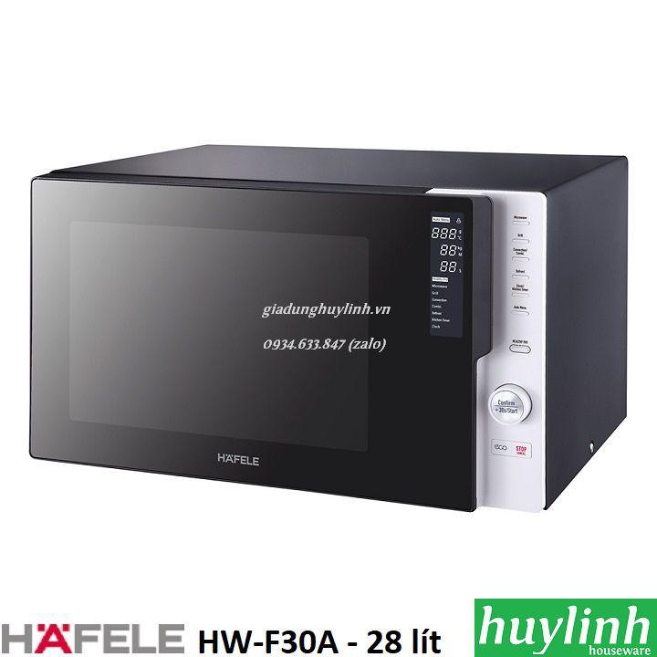 Lò vi sóng có nướng Hafele HW-F30A - 538.31.280 - 28 lít