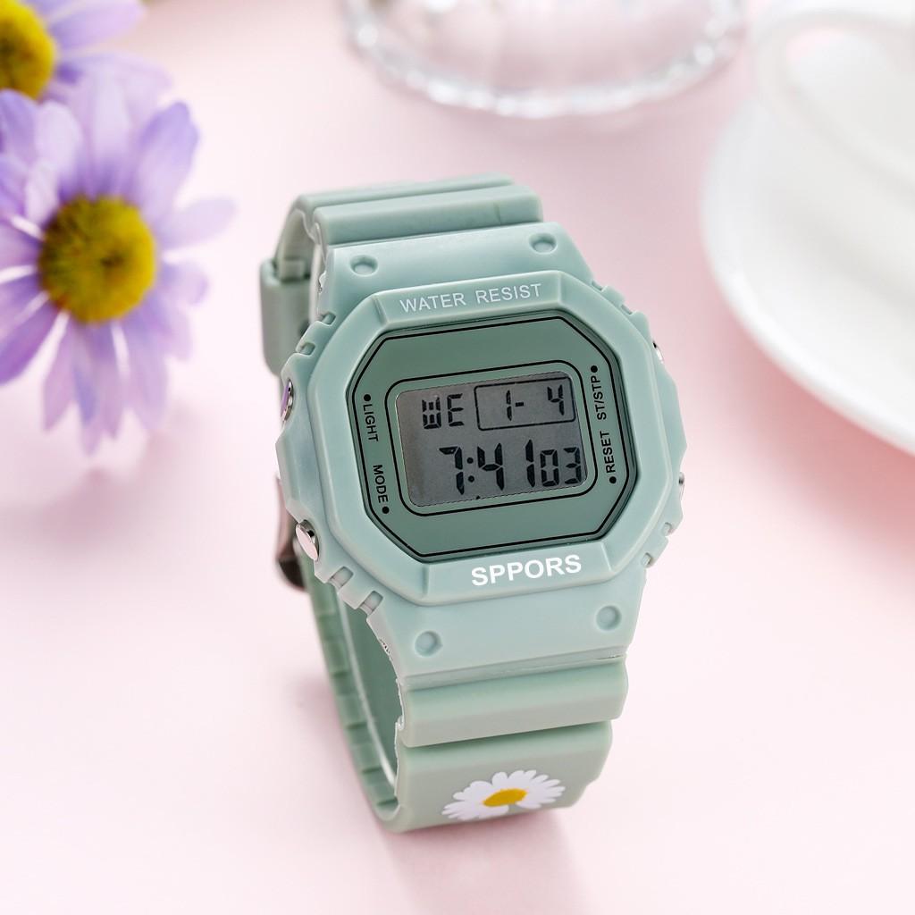 Đồng hồ điện tử nam nữ SPORTS thể thao chống nước tốt, full chức năng ( Mã: ASP02 )