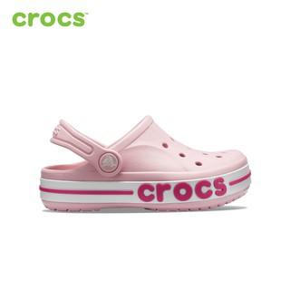 [Mã SUPE200K giảm 200K đơn từ 1tr2] Sandal trẻ em Crocs - Bayaband Clog - 205100-606 thumbnail
