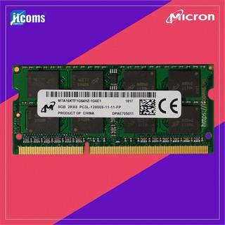 Ram Laptop 8GB DDR3L 1600Mhz Micron New Chính hãng - ITCOMS thumbnail