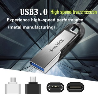 【RB】USB 3.0 Metal 1/2TB Large Memory U Disk Data Storage Flash Drive with Connectors