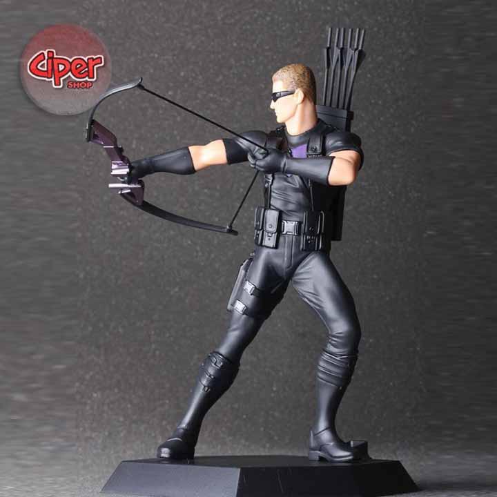 Mô hình Hawkeye Crazy toys - Mô hình Avengers