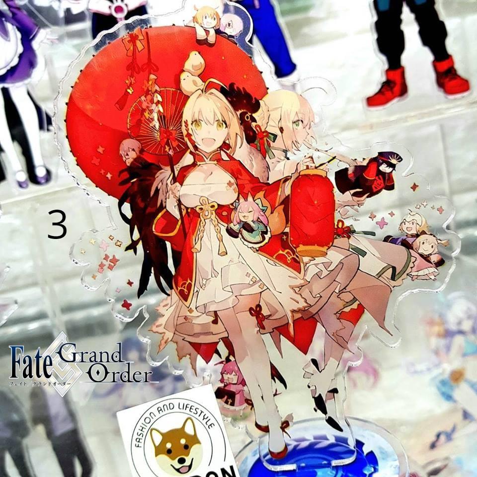 Mô Hình Standee Acrylic Anime Hình FGO 5