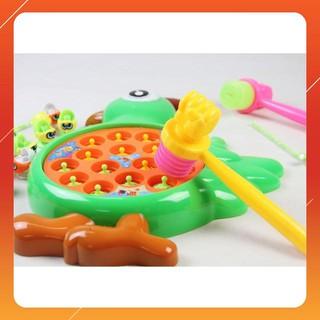 [HGR] Bộ đồ chơi Long Thủy 2 in 1 câu cá và đập chuột Long Thủy LT21AP