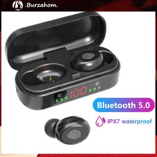 Bộ Tai Nghe Thể Thao Không Dây Bluetooth 5.0 Chống Nướcv8 Tws