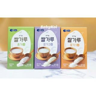 [Mã FMCGSALE2 giảm 8% đơn 500K] Gạo hạt vỡ hữu cơ Bebecook Hàn Quốc cho bé (date 02 2022) thumbnail
