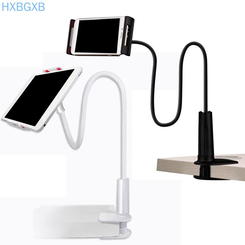 Giá đỡ điện thoại/máy tính bảng dạng kẹp xoay 360 độ tiện dụng