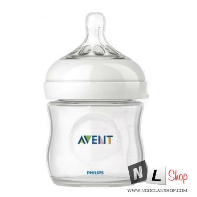 Bình sữa Philip Avent natural 125ml