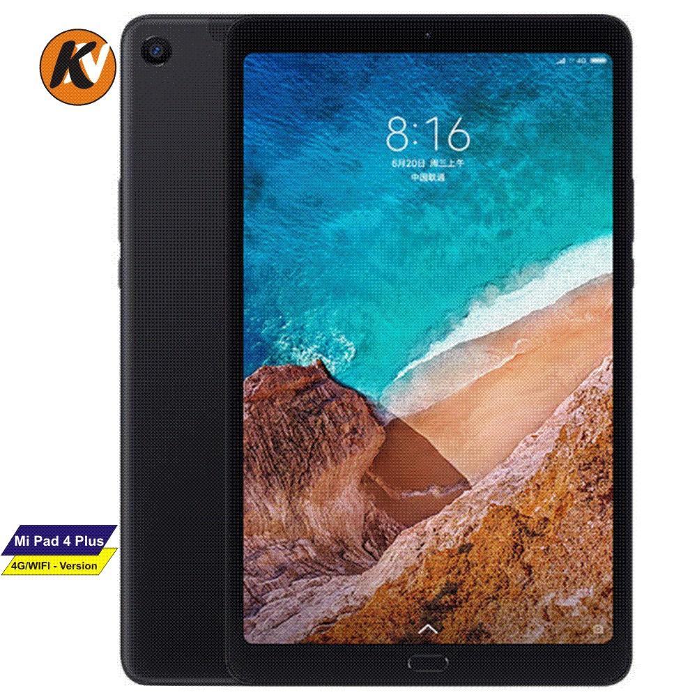 Máy tinh bảng Xiaomi Mi Pad 4 Plus 64GB Ram 4GB (Version 4G/LTE - Wfii) - Hàng nhập khẩu