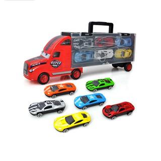 Bộ 6 ô tô trong 1 cho bé
