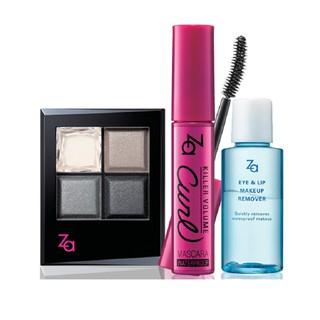Bộ Sản Phẩm Eye Make-Up Box Za (Mascara 9g, Tẩy trang 30ml, Phấn mắt 5g)_95102 thumbnail