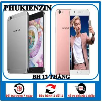 Điện thoại Oppo F1s ram 4G/32G mới CHÍNH HÃNG - chơi Game mượt BH12T