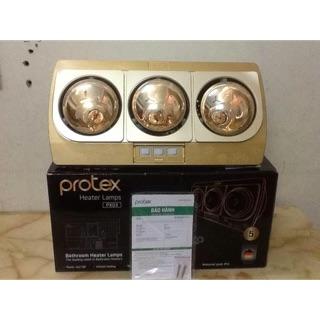 Đèn sưởi nhà tắm protex PX03