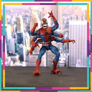 Mô hình Doppelganger Spider man Marvel Legends chính hãng