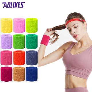 Sweat Absorbent Wrist Towel Good For Sports Activities