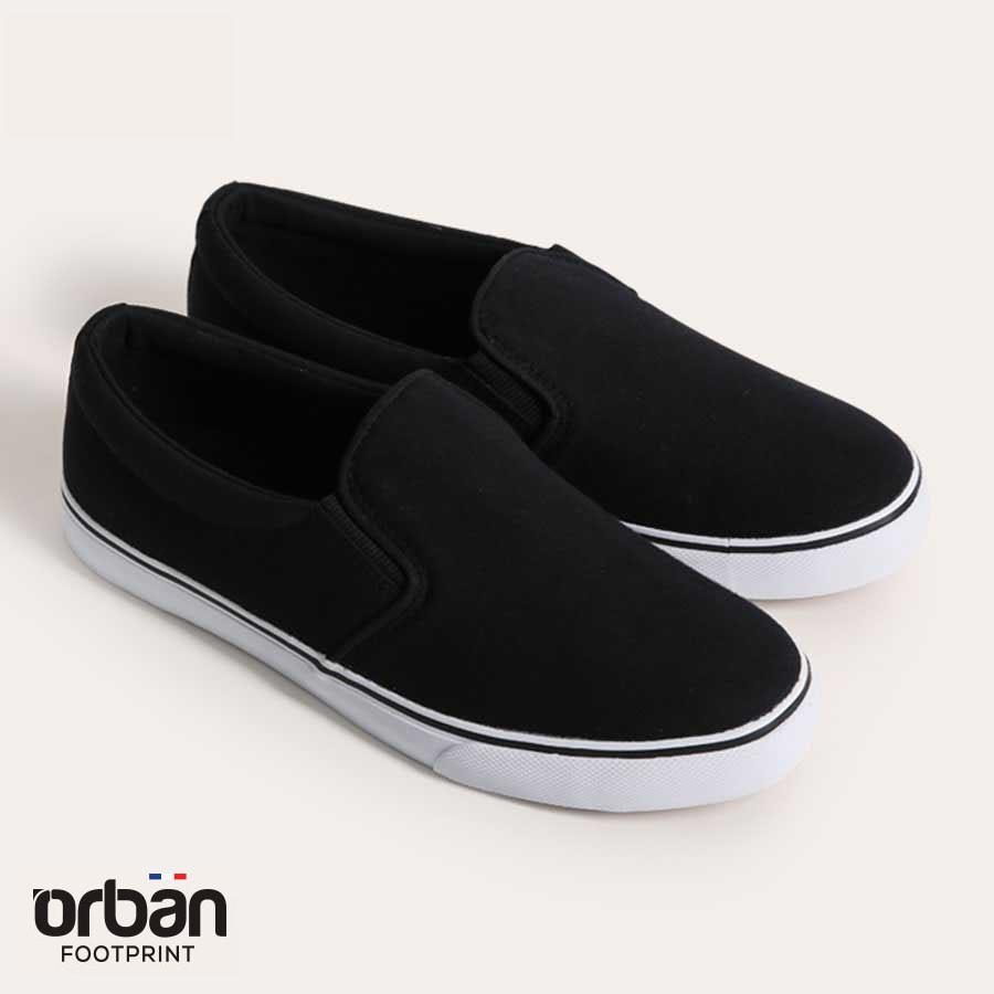Giày slipon nữ Urban UL1705 Đen