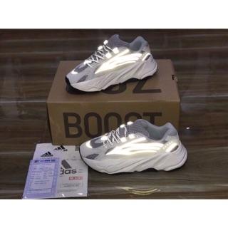 Dây giày yeezy 700stt phản quang cực mạnh dài 1m2 thumbnail