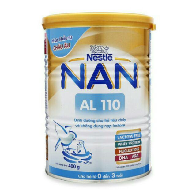 Sữa nan Al dành cho trẻ bị tiêu chảy