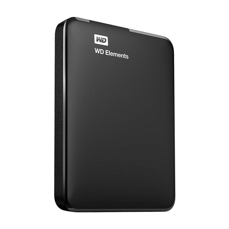 Ổ cứng di động lưu trữ gắn ngoài 500GB WD Elements chính hãng - Ánh Minh Cường phân phối.